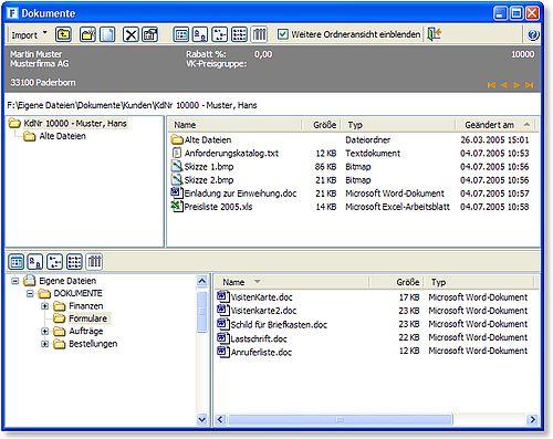 Amicron Software Fakturierung Auftragsbearbeitung Warenwirtschaft